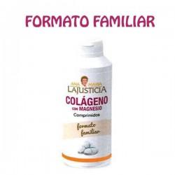 COLÁGENO + MAGNESIO 450 comp. familiar ana maria lajusticia