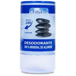 DESODORANTE PIEDRA DE ALUMBRE DE POTASIO 120GR