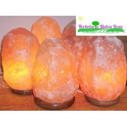 Lamparas de sal del Himalaya comprar precio oferta venta baratas herbolariomalvarosa.com