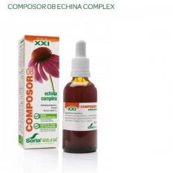 COMPOSOR 8 ECHINA COMPLEX SORIA NATURAL 50 ML