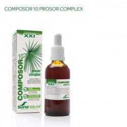 COMPOSOR 10 SABAL COMPLEX SORIA NATURAL 50 ML